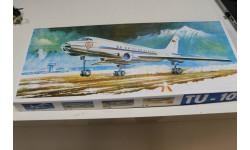 ТУ-104 смола, реплика 1:100 Plasticart Возможен обмен, сборные модели авиации, scale0