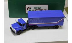 ЗИЛ-130В1 с полуприцепом ОДАЗ-794 1:43 Автоистория