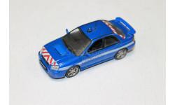 Полицейские Машины №4 -Subaru Imprezaбез блистера