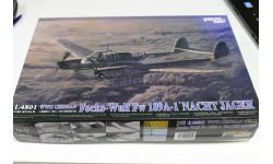 Обмен. 4801 Focke-Wulf Fw 189 A-1 Night Fighter 1:48 Greatwal Hobby, сборные модели авиации, 1/48