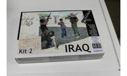3576 Арабское народное ополчение 1:35 MasterBox, миниатюры, фигуры, 1/35, Master Box