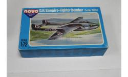 Обмен. 78052 D.H. VAMPIRE F.B. Mk 5/50 1:72 NOVO