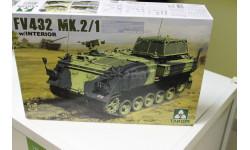 Обмен. 2066 British APC FV432 Mk.2/1 1:35 Tacom