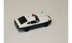 Полицейские машины №5 Datsun Fairlady 240Z, масштабная модель, 1:43, 1/43, Полицейские машины мира, Deagostini, Москвич