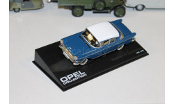 OPEL KAPITAN PI LIMOUSINE 1958-1959 1:43 IXO Opel Collection