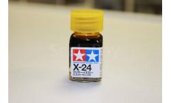X-24 Clear Yellow краска эмалевая 10 мл. Tamiya