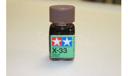 X-33 Bronze краска эмалевая 10 мл. Tamiya
