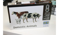 3566-Домашние животные 1:35 MasterBox  Возможен обмен, миниатюры, фигуры, scale0
