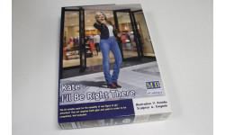 24026 Серия Опасные изгибы, Кейт – Я буду именно там 1:24 Masterbox  Возможен обмен, миниатюры, фигуры, scale0