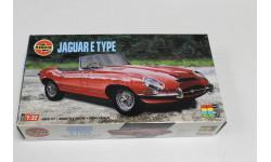 Обмен. 02414 Jaguar E Type 1:32 Airfix, сборная модель автомобиля, 1/32