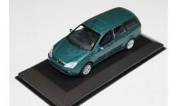 Ford Focus Kombi 1:43 Minichamps  возможен обмен