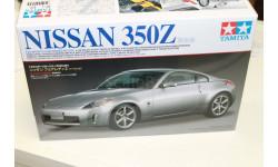 24254 Nissan 350Z (Track) 1:24 Tamiya возможен обмен