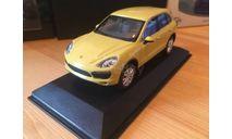 Porsche Cayenne S 2010 (Minichamps) 1/43, масштабная модель, 1:43