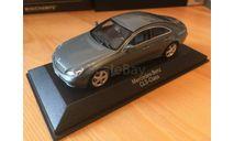 ! C 1 РУБЛЯ! Mercedes CLS - class 2006 (minichamps) 1/43, масштабная модель, Mercedes-Benz, 1:43