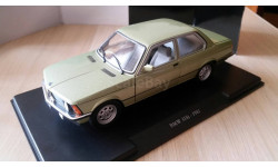 BMW 318I (E21) whitebox
