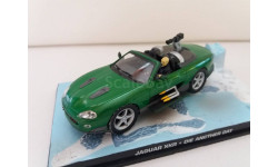 JAGUAR XKR - DIE ANOTHER DAY    АВТОМОБИЛИ ДЖЕЙМСА БОНДА, масштабная модель, 1:43, 1/43, The James Bond Car Collection (Автомобили Джеймса Бонда)