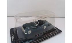 TRIUMPH TR 3 ROADSTER - 1955           LEGENDARNE SAMOCHODY (ПОЛЬША), журнальная серия масштабных моделей, 1:43, 1/43, AMERCOM