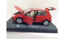 VW  GOLF GTI     1:24, масштабная модель, Abrex, scale24