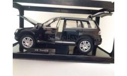 VW TOUAREG    1:24, масштабная модель, scale24, Abrex