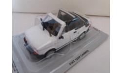 FIAT  126P  CABRIO   DEAGOSTINI - ПОЛЬША (KULTOWE AUTA)