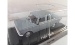 FIAT  1500    DEAGOSTINI - ЧЕХИЯ, журнальная серия масштабных моделей, DeAgostini-Польша (Kultowe Auta), scale43