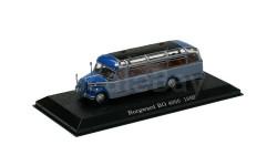 BORGWARD  BO 4000 1952, масштабная модель, 1:72, 1/72, Atlas