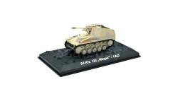 Sd.Kfz. 124 'WESPE' - 1943   1: 72  AMERCOM, журнальная серия Танки Мира 1:72, scale72