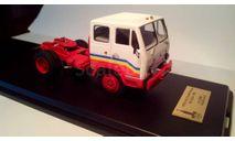 КАЗ-608В + бокс для полуприцепа Автодор 1/43, масштабная модель, 1:43