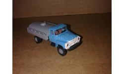 Газ-53 Цистерна голубой/серый 1/120 TT