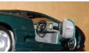 Jaguar XJ220 1991 BRG Maisto 1/24, масштабная модель, 1:43, 1/43