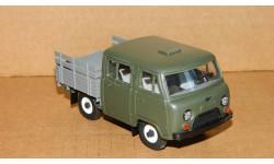 УАЗ-39094 Фермер бортовой Тантал