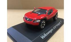Volkswagen Concept T 2004 Red Altaya Concept Car Collection, масштабная модель, Altaya Concept Cars La Collection (by Norev), scale43