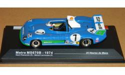 Matra MS-670 #7 24 Heures du Mans 1974 Altaya Le Mans Collection