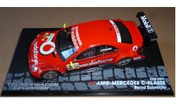 Mercedes-Benz C-class AMG W203 Vodafone #2 Bernd Schneider DTM-2006 Altaya Tourenwagen Legenden Collection