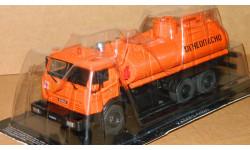 Камаз-5320 Огнеопасно оранжевый анс N69 DeA