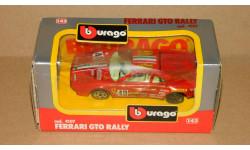 Ferrari GTO Rally #40 Bburago 1/43
