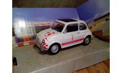 Fiat 500 - Abarth 595 #47 Cararama