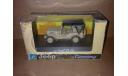 Jeep CJ-2A Willys Гражданский Cararama, масштабная модель, 1:43, 1/43, Bauer/Cararama/Hongwell