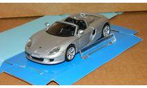 Porsche Carrera GT Cararama, масштабная модель, scale43, Bauer/Cararama/Hongwell