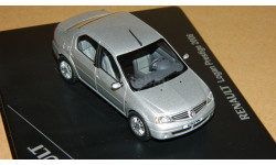 Renault Logan 2006 Prestige Silver Eligor 7711422001uv1