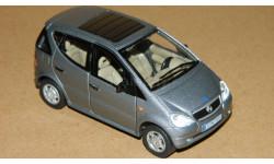 Mercedes-Benz A-class A160 W168 5-doors Dark Grey Metallic Cararama 1/43