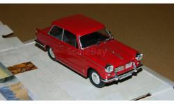 Triumph Herald 1961 Red Cararama