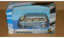 Volkswagen New Microbus 2001 Cararama, масштабная модель, Bauer/Cararama/Hongwell, scale43