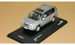 Nissan X-Trail XTT 2005 RHD Diamond Silver J-Collection JC19079SL, масштабная модель, scale43