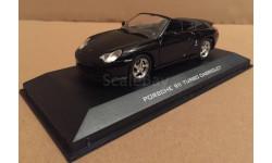 Porsche 911 Turbo Cabriolet Black JoyCity / Automaxx 8200
