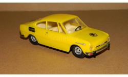 Skoda 110R Coupe Yellow Kaden
