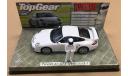 Porsche 911 GT2 White Top Gear Minichamps 519436630, масштабная модель, 1:43, 1/43
