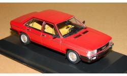 Audi 100 GL (C2) 1979 Red Minichamps 400015101