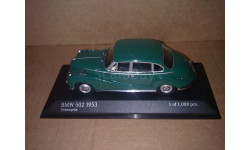 BMW 502 1953 Minichamps