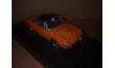 Volkswagen Karmann Ghia Coupe 1962 Minichamps 000099300abk2y, масштабная модель, 1:43, 1/43